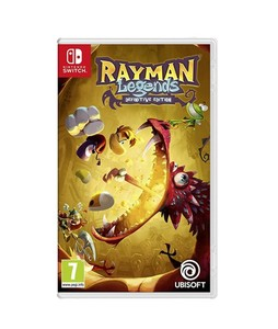 Rayman Legends Definitive Edition for Nintendo Switch Game
