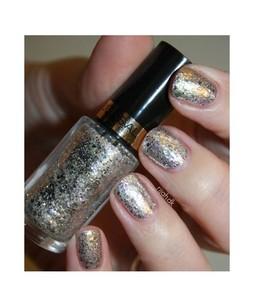 LOreal Paris Color Riche Nail Polish Platinium Chic (845)