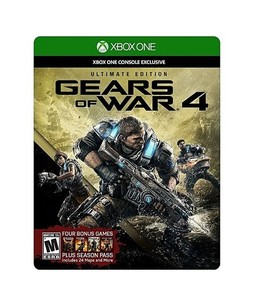 Gears of War 4: Ultimate Edition Game For Xbox One