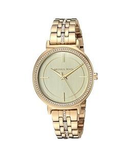 Michael Kors Cinthia Women's Watch Gold (MK3681)