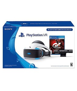 Sony PlayStation VR - Gran Turismo Sport Bundle