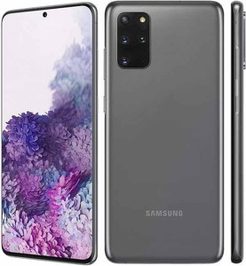 Samsung Galaxy S20+ 128GB Dual Sim Cosmic Gray - Official Warranty - Free Wireless Battery Pack & Tripod Stand