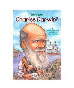 Who Was Charles Darwin Book