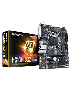 Gigabyte H310M-DS2 8th Generation Motherboard 2019