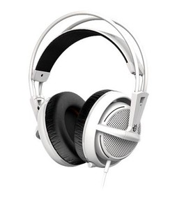 SteelSeries Siberia 200 Gaming Headset White
