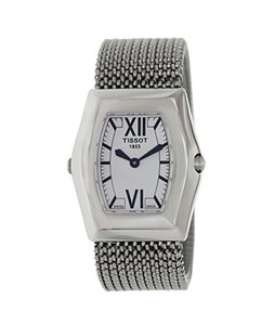 Tissot T-Win Womens Watch Silver (T08118753)