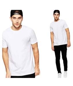 MM Mart Pack of 2 White T-Shirt For Men