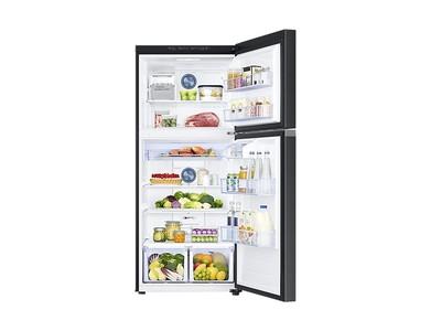 Samsung Freezer-on-Top Refrigerator 18 cu ft (RT18M6211SG)