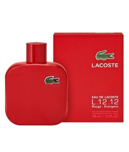 Lacoste Eau De Lacoste L.12.12 Rouge EDT Perfume For Men 100ML