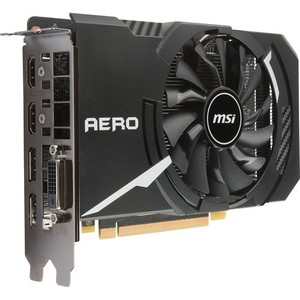 MSI GeForce GTX 1060 AERO ITX 6G OC 6GB Graphics Card