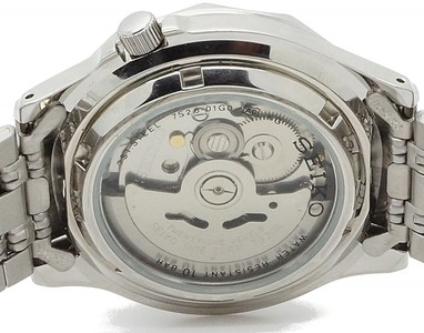 Seiko 5 Mens Watch Silver (SNXS73K)
