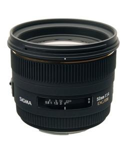 Sigma 50mm f/1.4 EX DG HSM Lens for Sony Alpha