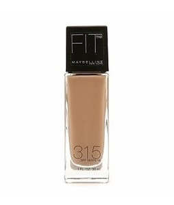 Maybelline New York Fit Me Liquid Foundation 315 Soft Honey