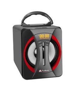 Audionic Wireless Speaker Black (REX-5)