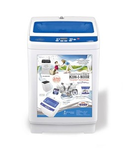 Boss Fully Automatic Washing Machine 9.5kg (KE-AWM-9200-BS-W)