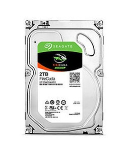 Seagate FireCuda 2TB 7200RPM Hard Drive ST2000DX002
