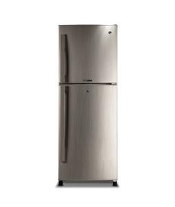 PEL Arctic Fresh Freezer-on-Top Refrigerator Metallic Silver Grey 13 Cu Ft (PRAF-20170)