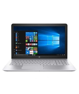 HP Pavilion 15.6 Core i5 8th Gen 1TB Touch Laptop Silver (15-CC123CL) - Refurbished