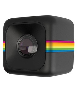 Polaroid Cube Mini Lifestyle Action Camera Black