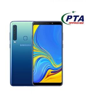 Samsung Galaxy A9 2018 128GB 6GB Dual Sim Lemonade Blue - Official Warranty