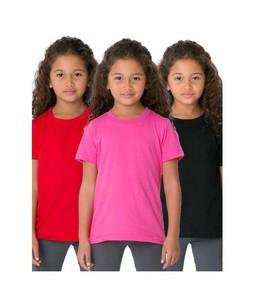 C-Tees Pack Of 3 Plain T-Shirt For Girls Multi (CKT10071)