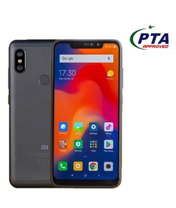 Xiaomi Redmi Note 6 Pro 64GB 4GB Dual Sim Black - Official Warranty