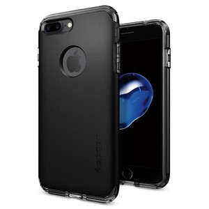 Spigen Hybrid Armor Case For iPhone 7 Plus - Black