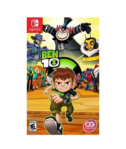 Ben 10 for Nintendo Switch Game