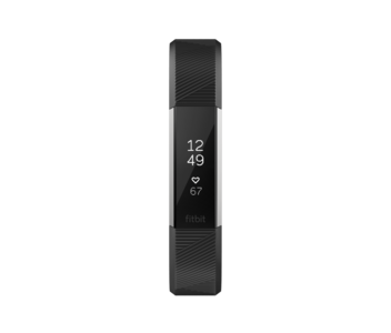 Fitbit Alta HR Fitness Wristband Black