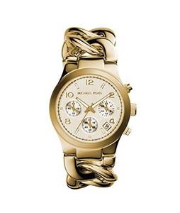 Michael Kors Runway Womens Watch Gold (MK3131)