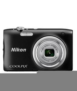 Nikon COOLPIX A100 Digital Camera Black