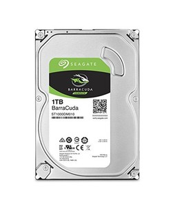 Seagate Barracuda 1TB SATA 7200RPM Hard Drive ST1000DM010