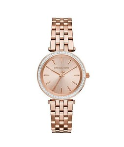 Michael Kors Mini Darci Womens Watch Rose Gold (MK3366)