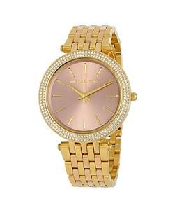Michael Kors Darci Womens Watch Gold (MK3507)
