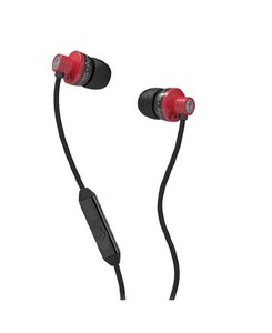 Skullcandy Titan In-Ear Headphones with Mic Black/Red (S2TTDY-206)