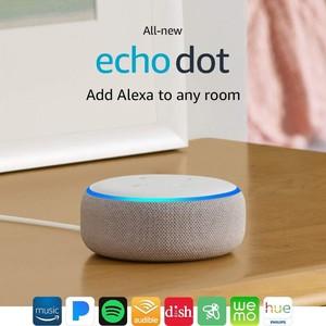 Amazon Echo Dot 3rd Generation Smart Speaker Sandstone