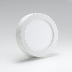 Opera 12Watt LED Surface Panel Light Round White (Z000319)