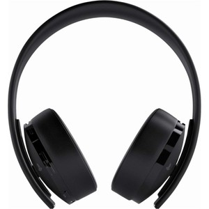 Sony Playstation Gold On Ear Wireless Headset For PS4
