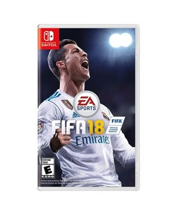 FIFA 18 Standard Edition Game For Nintendo Switch