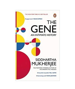 The Gene: An Intimate History Book