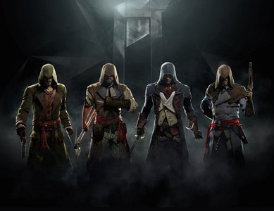 Assassins Creed Unity Game For Xbox One