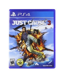 Just Cause 3 For PS4 Game