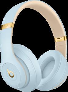 Beats Studio3 Wireless Bluetooth Over-Ear Crystal Blue