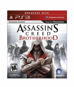 Assassins Creed Brotherhood For PS3 Game