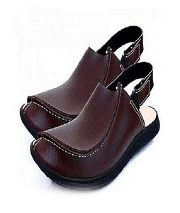 Khokhar Stockits Traditional Peshawari Sandals Brown