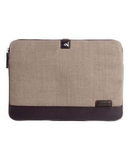 Brenthaven Collins Sleeve Bag for 11-inch MacBook Air Camel (1921)