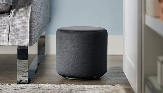Amazon Echo Sub Wireless Speaker Charcoal