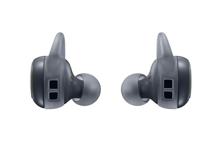 Samsung Gear IconX Cord-Free Fitness Earbuds Black