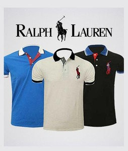 MM Mart Pack of 3 Multicolor Cotton Polo T-Shirt For Men