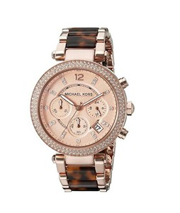 Michael Kors Parker Womens Watch Gold (MK5538)